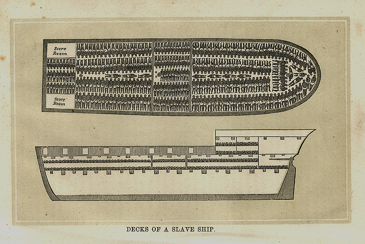 Lot Detail - Packing the Slave Ship