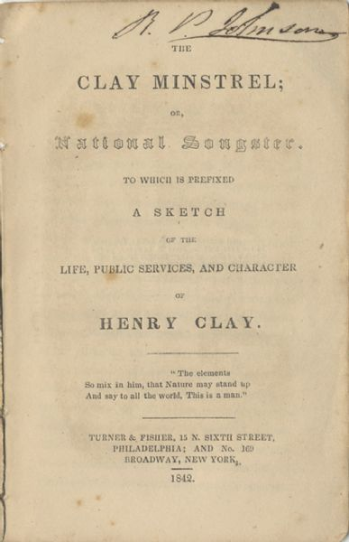 the life and contributions of henry clay Early life of henry clay henry clay was born in virginia on april 12, 1777 his family was relatively prosperous for their area, but in later years the legend arose that clay grew up in extreme poverty.