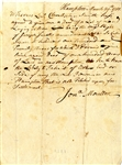 Colonial Hampton New Hampshire Deed