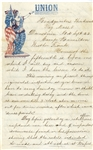 13th Mass Infantry on Baseball, the capture of the Maryland Secession Reps Letter