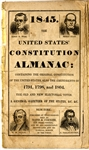 James Polk and Henry Clay Political Campaign Almanac