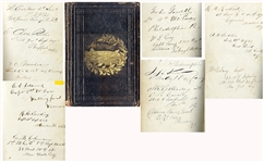 Macon Georgia Prisoners' Autograph Album